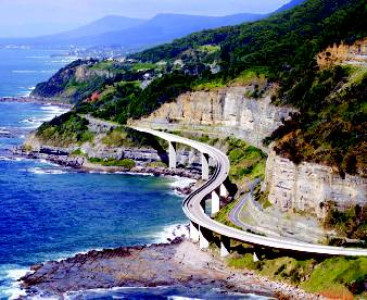 NSW South Coast Tours - Grand Pacific Drive