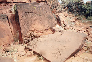 Red Centre Rock Art Tours