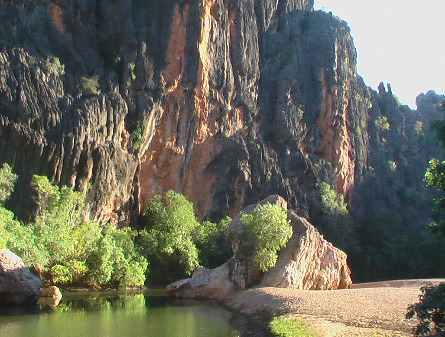 Kimberley Darwin Broome Katherine Gorge Litchfield Lake