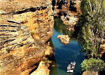 Cobbold Gorge Spirit Safaris Savannah Way Tours