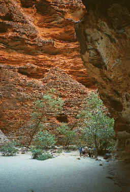 Cathedral at Purnululu