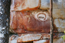 Wandjina Rock Art