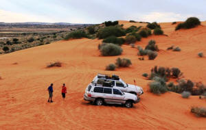Private small group outback 4WD tours