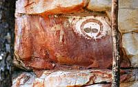 Aboriginal Wandjina rock art Kimberely tour