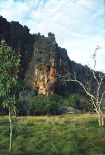 Windjana Gorge Kimberley tour Broome Darwin