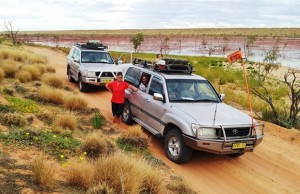 2 Cars Outback 4WD Tours