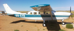 aircraft on Lake Eyre Tours & Flights