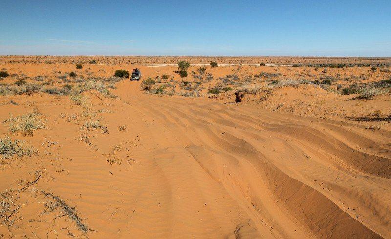 Simpson Desert Tours
