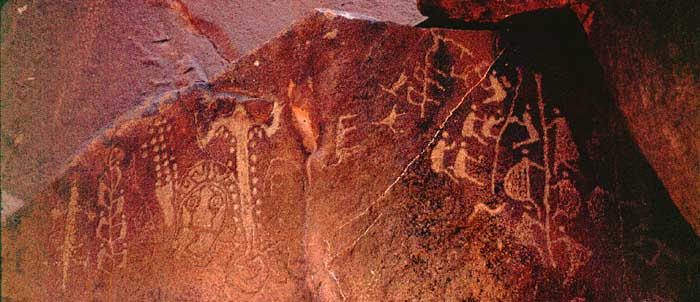 dampier burrup rock art