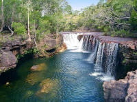 elliot falls cape york