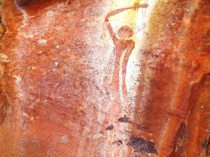 Kimberley Aboriginal Rock Art - Gwion / Bradshaw