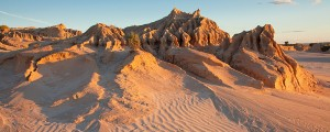 mungo national park wall china