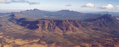 Wilpena Pound Flinders Ranges Tours